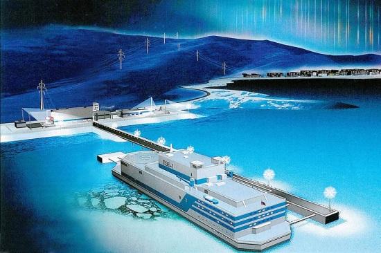 Плаващата АЕЦ може да заработи в Чукотка още през 2017 година – Сергей Кириенко
