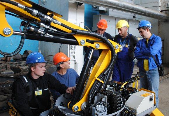 ДП РАО получи ново оборудване за целите на извеждането от експлоатация