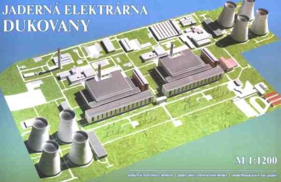 """Два от енергоблоковете на чешката АЕЦ """"Дуковани"""" са спрени извънпланово"""