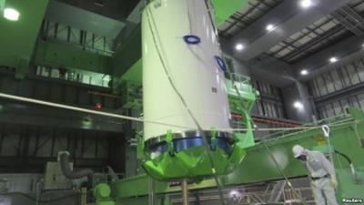 """АЕЦ """"Фукушима-1"""" – Завърши изваждането на облъчените касети с ядрено гориво от БОК на четвърти блок"""
