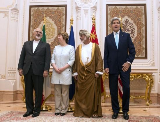В Оман започнаха тристранните преговори по ядрената програма на Иран