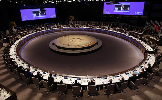Русия бойкотира срещата на върха по ядрената сигурност през 2016 година.