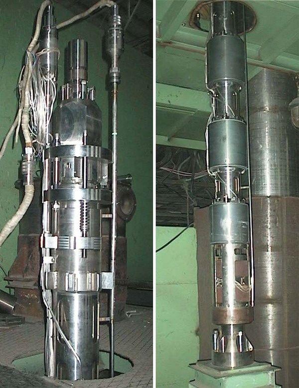 ОКБ «ГИДРОПРЕСС» изпрати оборудване за Ленинградската АЕЦ-2