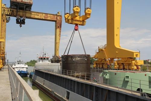 Русия – Атомэнергомаш достави устройството за локализация на стопилката за втори блок на Беларуската АЕЦ