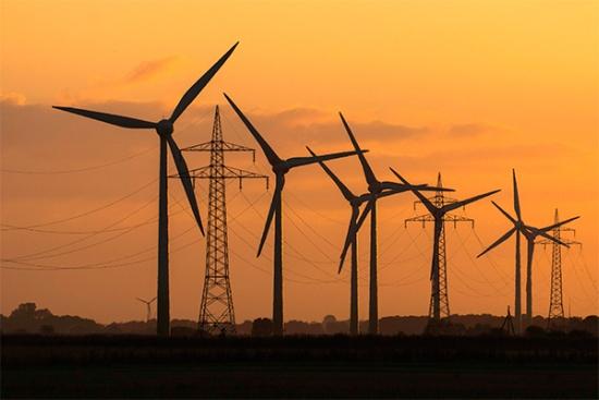 Най-големите вятърни електроцентрали по света