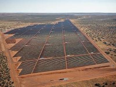 Най-голямата слънчева електроцентрала в Африка, финансирана от Google, е въведена в експлоатация