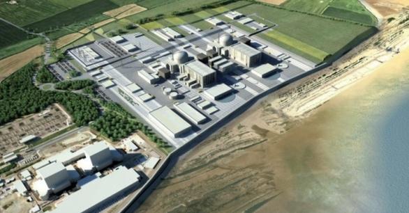 """Великобритания разглежда напредъка на ядрения проект """"Hinkley Point C"""""""