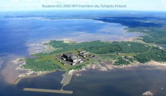 """Финландия – АЕЦ """"Ханхикиви-1"""" ще влезе в промишлена експлоатация през 2024 година"""