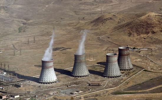 Русия и Армения ще си сътрудничат при ПСЕ на Арменската АЕЦ