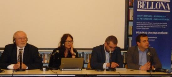 Осло – Беллона и Росатом проведоха съвместен семинар относно ядрената енергетика на Русия