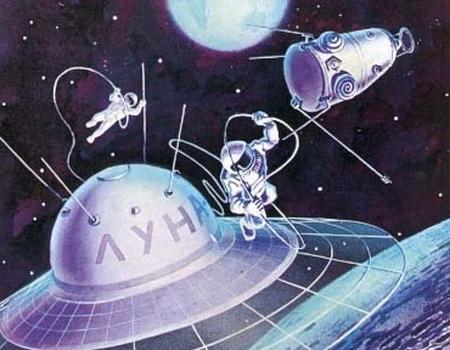 Росатом ще участва в създаването на лунната орбитална станция