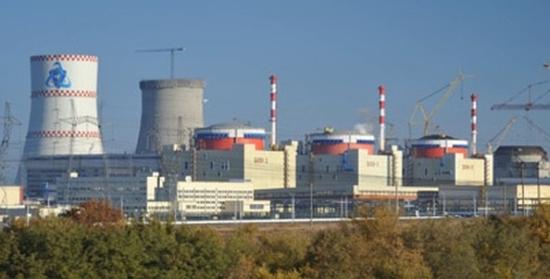 Русия – Ростовска АЕЦ – изграждащият се трети блок излезе на минимално контролируемо ниво на мощност