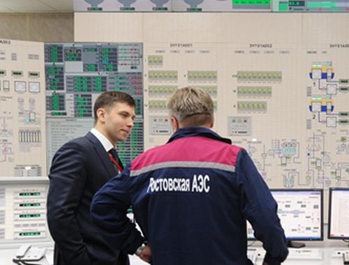 Русия – Ростовска АЕЦ – новият, трети, блок беше включен в паралел с енергийната система