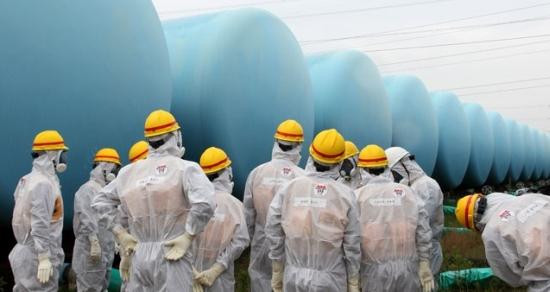"""АЕЦ """"Фукушима-1"""" – шест тона радиоактивна вода изтече по време на посещение на корейските експерти в централата"""