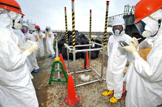 """Ново рекордно ниво на радиация е фиксирано на авариралата АЕЦ """"Фукушима-1"""""""