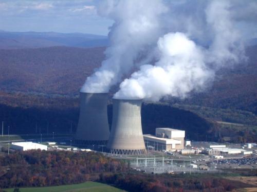 САЩ – един блок на АЕЦ в Пенсилвания е спрян поради изтичане на вода