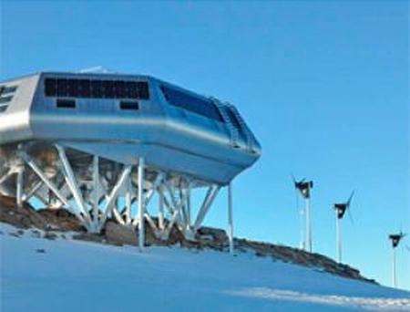 Възобновяемите източници на енергия достигнаха и до Антарктида
