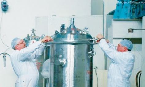 Русия продължава да изпълнява задълженията си по международното споразумение за приемане на ядрено гориво от чужди изследователски ядрени реактори