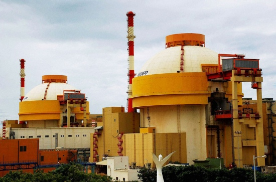 Индия – Куданкулам-1 е сдаден за търговска експлоатация