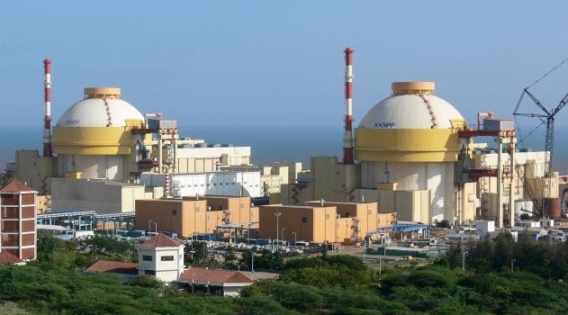 Индия – АЕЦ Куданкулам – гаранционната експлоатация на първи блок ще продължи до края на годината