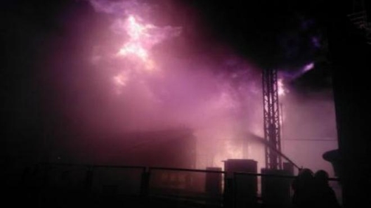 На ЮУАЕЦ се подпали трансформатор вследствие на претоварване