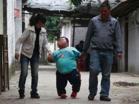 """Най-дебелите деца в Япония живеят около АЕЦ """"Фукушима"""""""