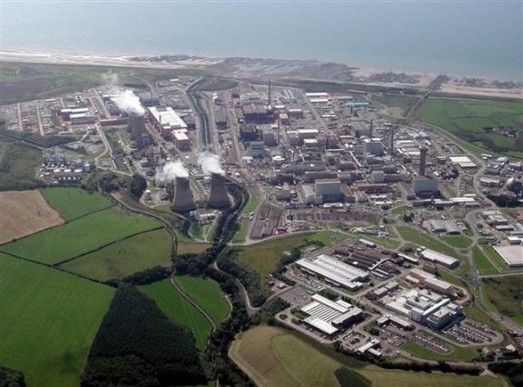 """Великобритания – Консорциумът NUCLEAR MANAGEMENT PARTNERS ще бъде отстранен от дейностите по извеждане от експлоатация на АЕЦ """"Селлафиилд"""""""