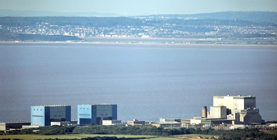 "Британската АЕЦ ""Hinkley Point B"" спря за ППР"