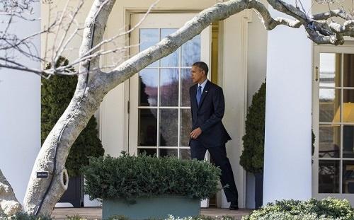 Обама се срамува заради сенаторите си
