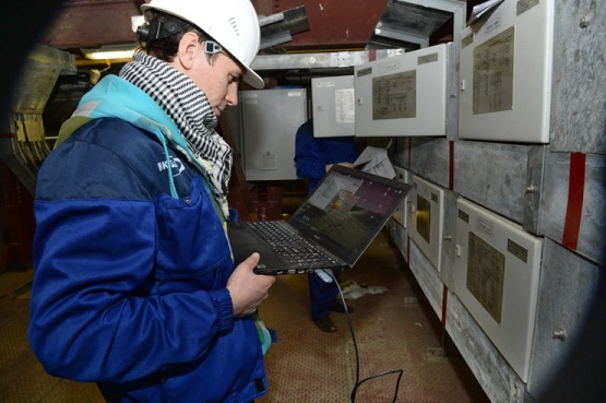 На трети блок на Ростовската АЕЦ завърши етапът на ревизия на оборудването