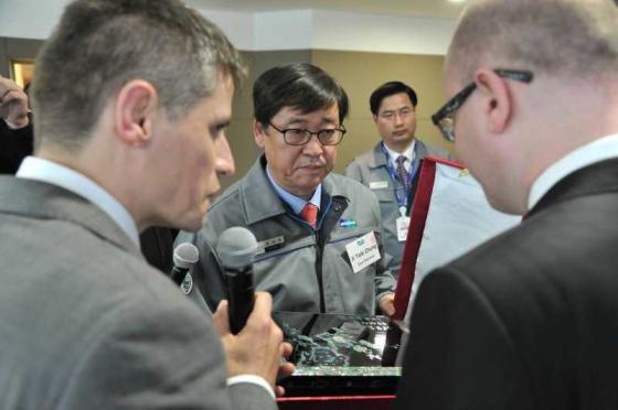 """Още една фирма от Южна Корея иска да участва в изграждането на АЕЦ """"Темелин-2"""""""