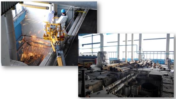 ДП РАО реализира успешно годишната си програма за демонтаж в Машинна зала на спрените ядрени блокове