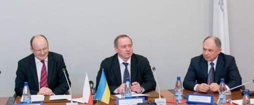 """Меморандум за реализиране на проекта """"Енергиен мост Украйна – Европейски съюз"""""""