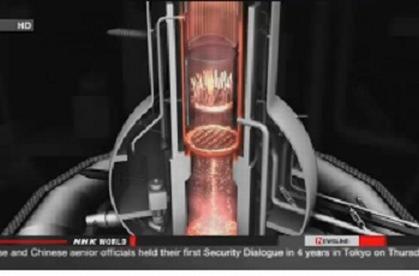 """Натрупаната стопилка от ядрено гориво ще затрудни демонтажа на реактора на първи блок на АЕЦ """"Фукушима-1"""""""