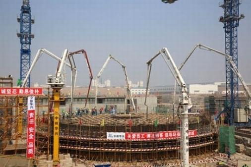 Китай – започва изграждането на АЕЦ Hongyanhe – 5