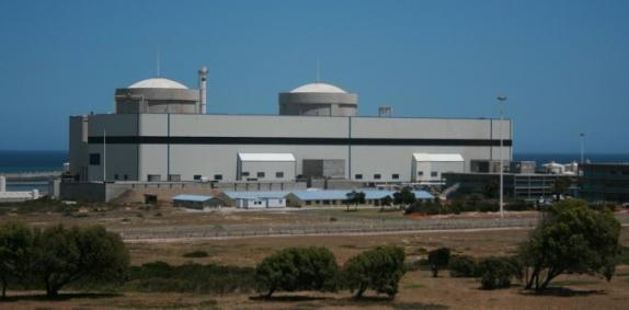 ЮАР се готви за изграждане на 9,6 GW нови генериращи ядрени мощности
