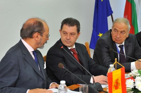 """Посланикът на Испания посети АЕЦ """"Козлодуй"""" – прес-съобщение"""