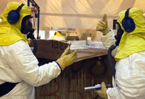 Почистването на Лос-Аламоската национална лаборатория (LANL) от радиоактивното замърсяване ще струва 1,6 милиарда долара и ще продължи до 2022 година