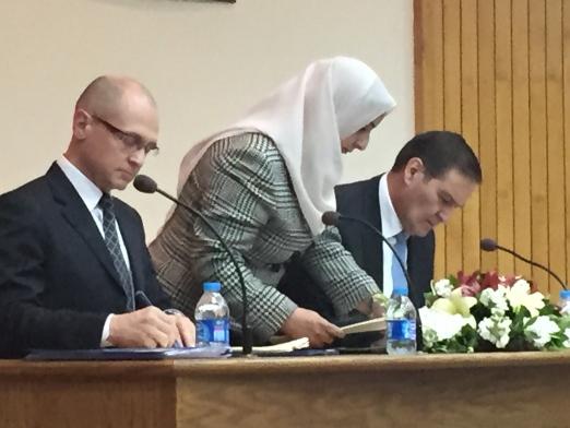 Русия и Йордания подписаха споразумение за изграждане на АЕЦ в Йордания