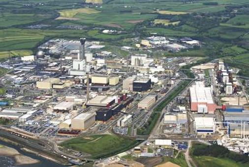 Великобритания – Извеждането от експлоатация на ядрения комплекс Sellafield нарастна до 73 милиарда евро
