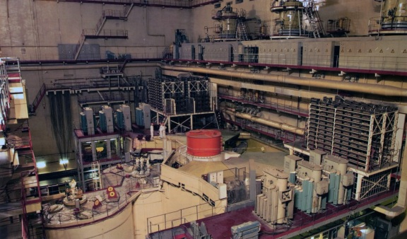 Русия – Белоярска АЕЦ – планово спиране на БН-600