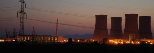 Четвърти енергоблок на АЕЦ Богунице в Словакия е спрян за презареждане с гориво