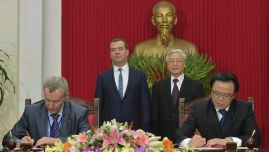 Русия и Виетнам могат да изключат долара от разчетите по проекта за АЕЦ «Нинтхуан-1»