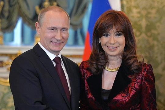 Русия и Аржентина подписаха документи, полагащи основите на сътрудничество за изграждане на АЕЦ в Аржентина