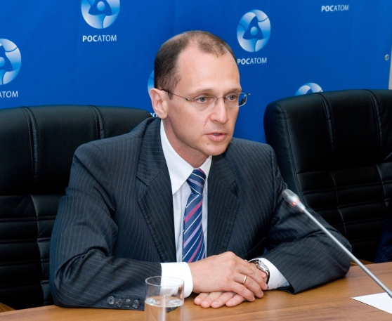 Кириенко: Росатом няма да преразглежда плановете си за изграждане на АЕЦ в чужбина