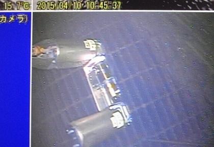 Фукушима – повреденият робот остава в защитната черупка на първи реактор