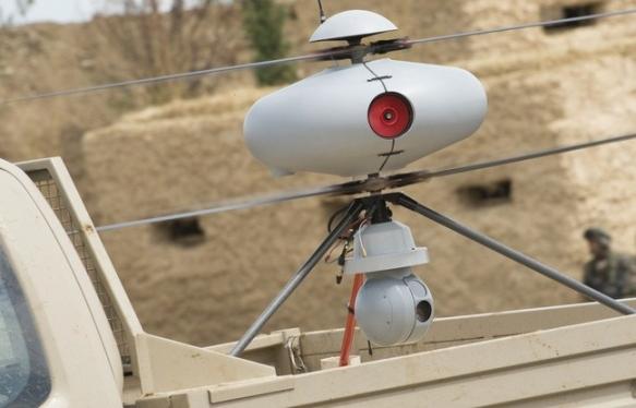 """Във Франция създадоха """"ловец на дронове"""""""