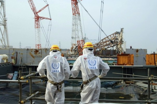 """Специалисти от МААЕ започнаха поредната инспекция на японската АЕЦ """"Фукушима-1"""""""