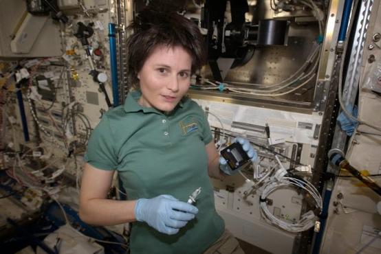 Електрозахранване на Международната космическа станция (МКС) – уникални снимки