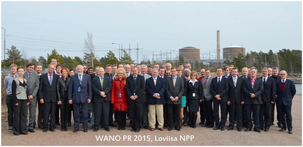 Финландия – WANO – Партньорска проверка на АЕЦ Ловиза с българско участие